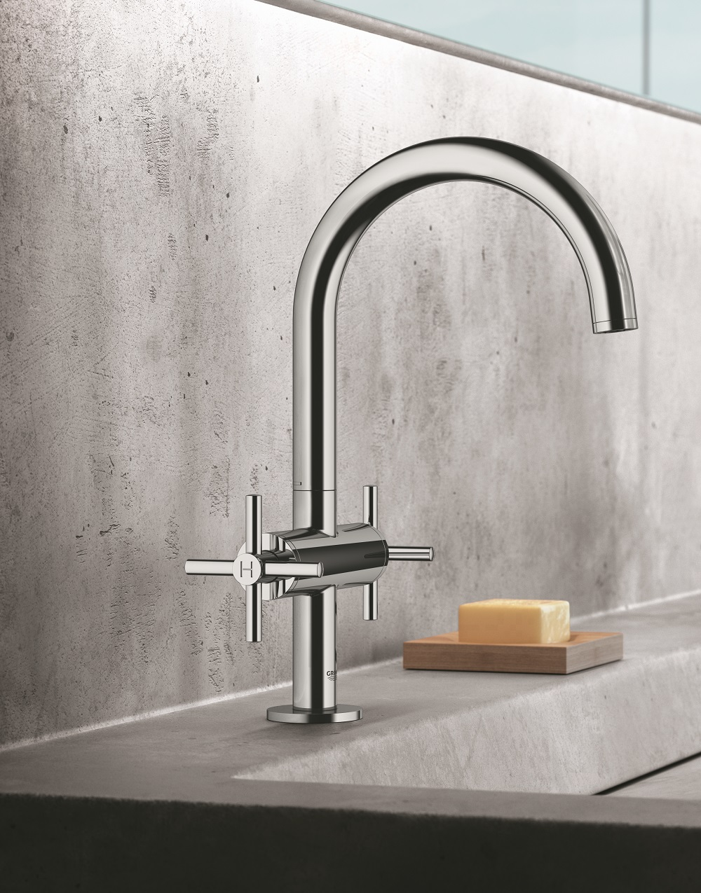 Create a Timeless and Stylish Bathroom with GROHE's New Atrio