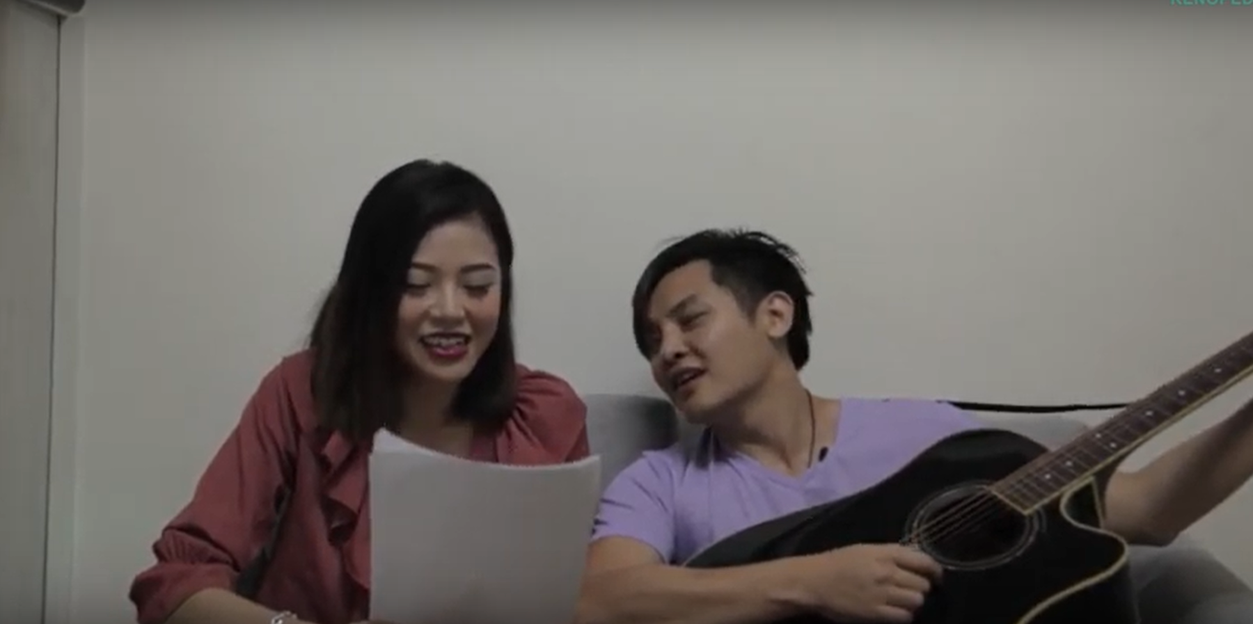 Home Renovation Singapore   When Two Singers Fall In Love