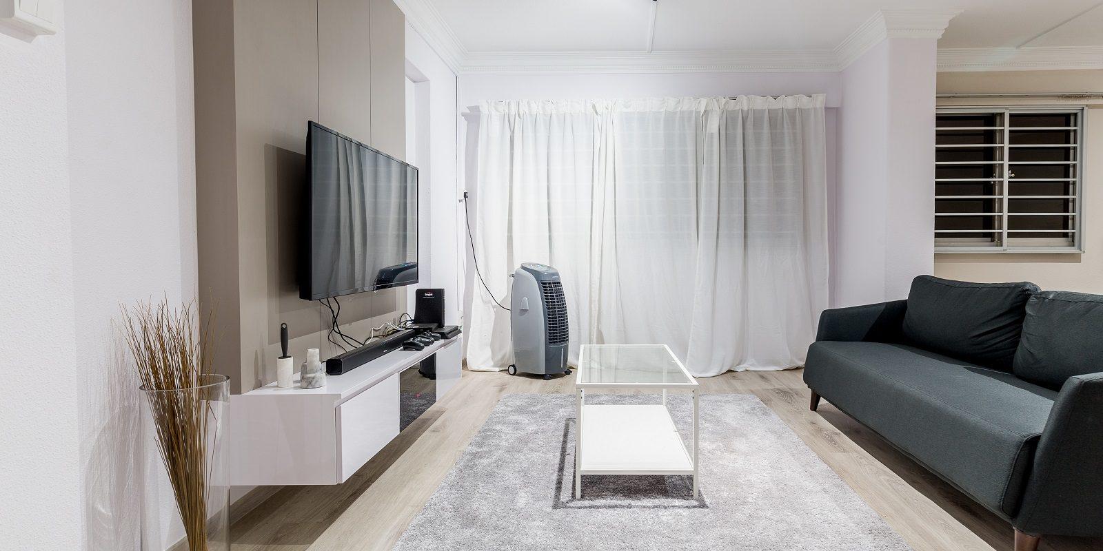 Homely Minimalist Interior Design