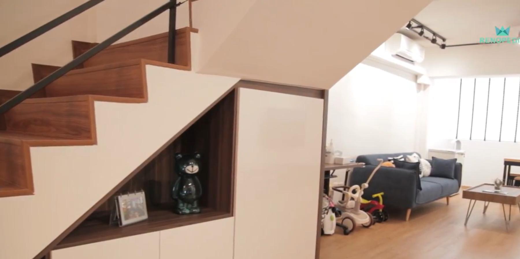 Interior Design Singapore | A Modest Scandinavian home by Des & Co