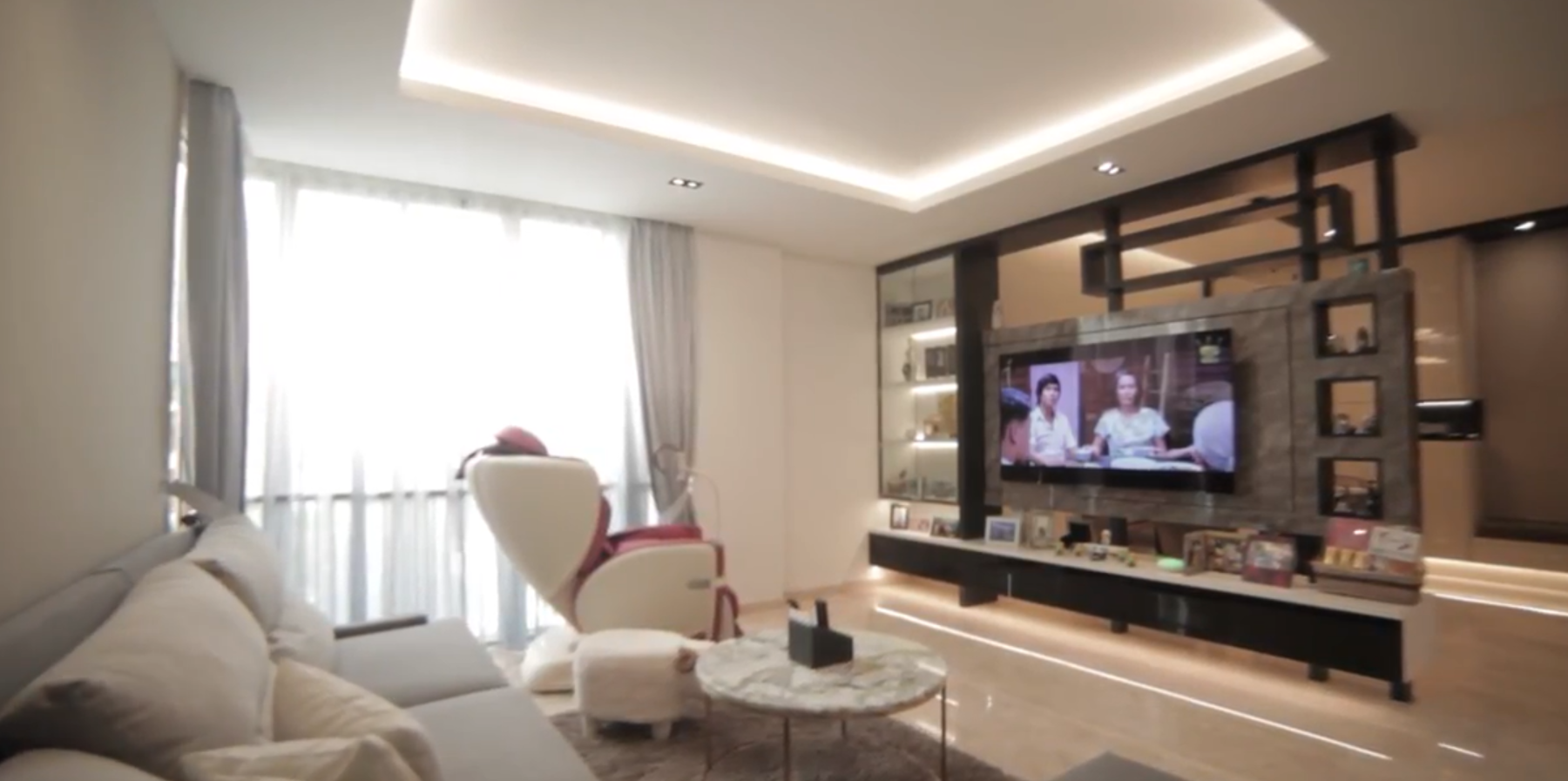 Interior Design Singapore | Modern classic look (Albedo Design)