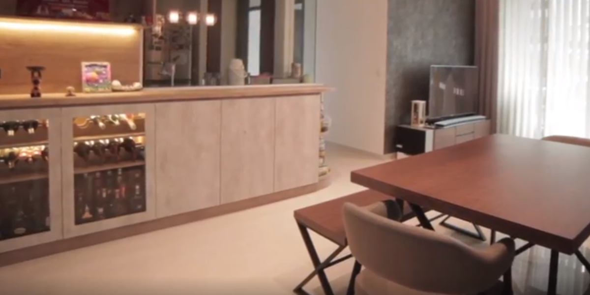 Interior Design Singapore | Scandinavian Home (New Chapter Design)