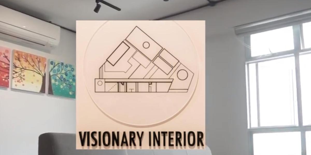 Interior Design Singapore | Visionary Interior (Best Of The Best Interior Design Carnival 2018)