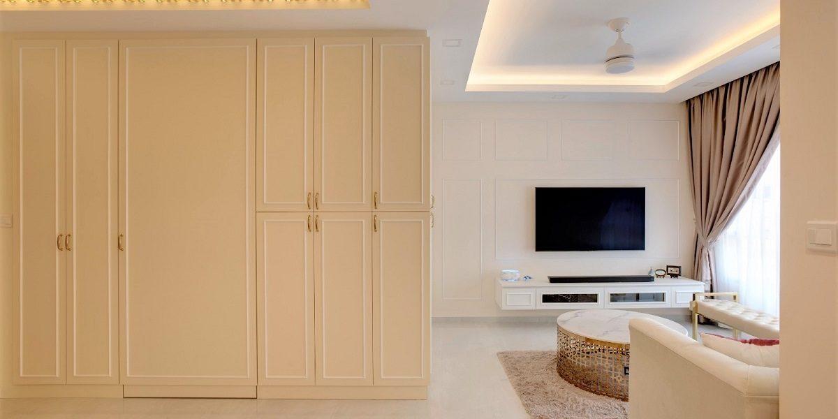 Modern Victorian Elegance Interior Design