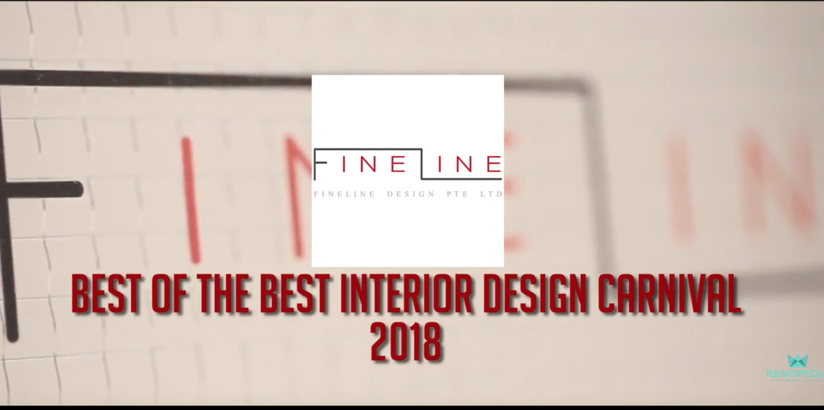 Interior Design Singapore | Fineline Design (Best of the Best interior design 2018)