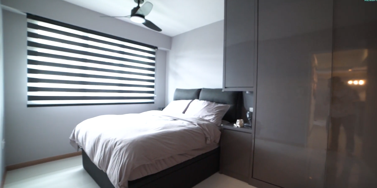 Singapore Flat Renovated To Look Like A Hotel (ECasa)