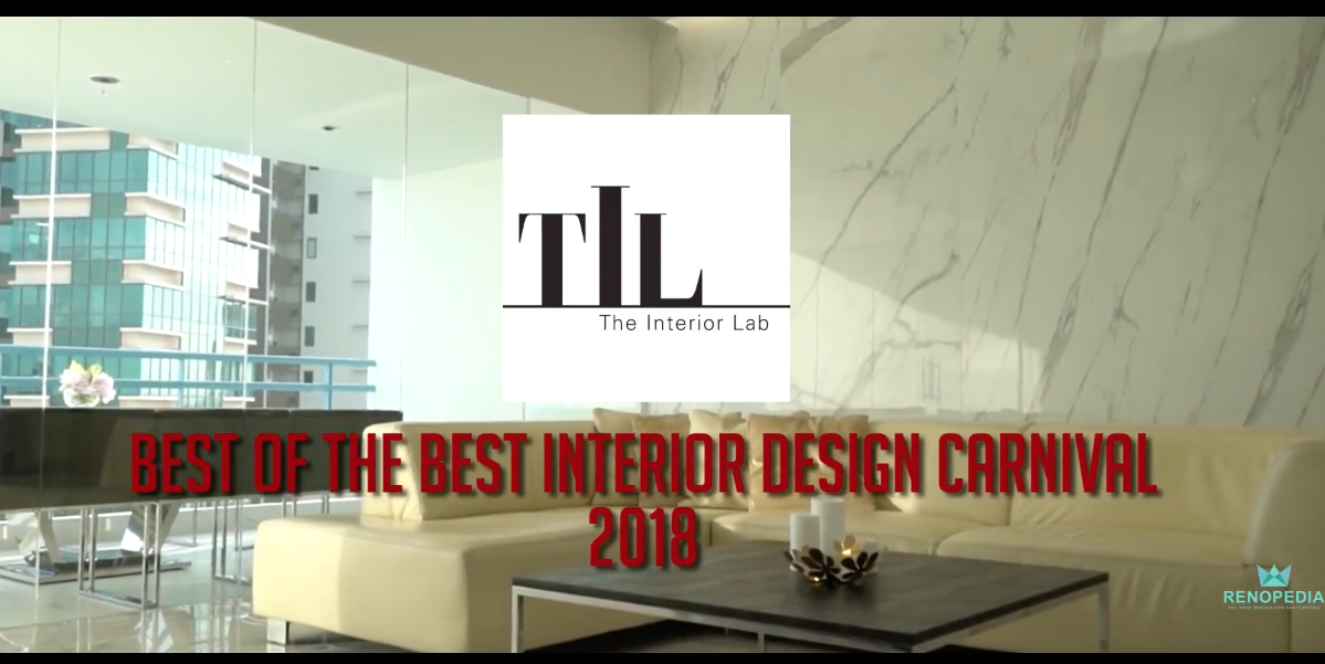 Interior design Singapore | The Interior Lab (Best of the Best Interior design Singapore 2018)