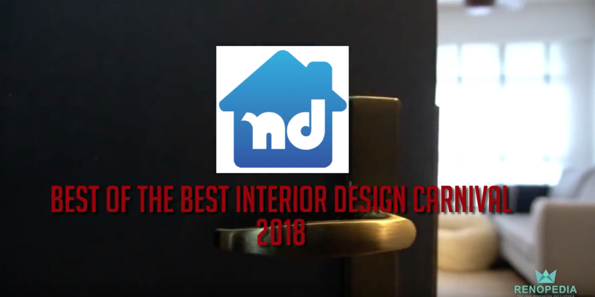 Interior Design Singapore | Next Door ID (Best Of The Best Interior Design Carnival 2018)