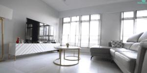 Interior Design Singapore | Minimal Clean White Home (Chapter 13)