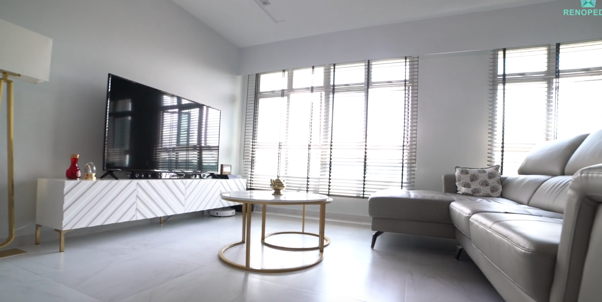 Interior Design Singapore | Minimal Clean White Home (Chapter 13)