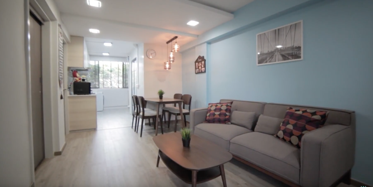 Interior Design Singapore | 3D Innovations Renovaid episode