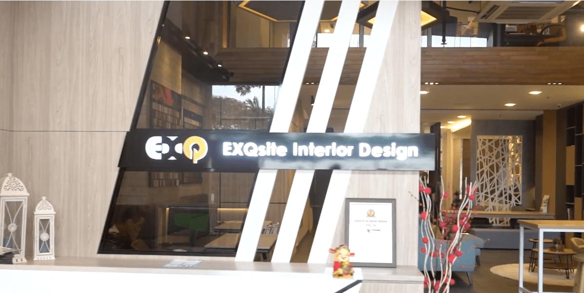 Interior Design Singapore | The Exquisite Showroom (ExQsite Interior Design)