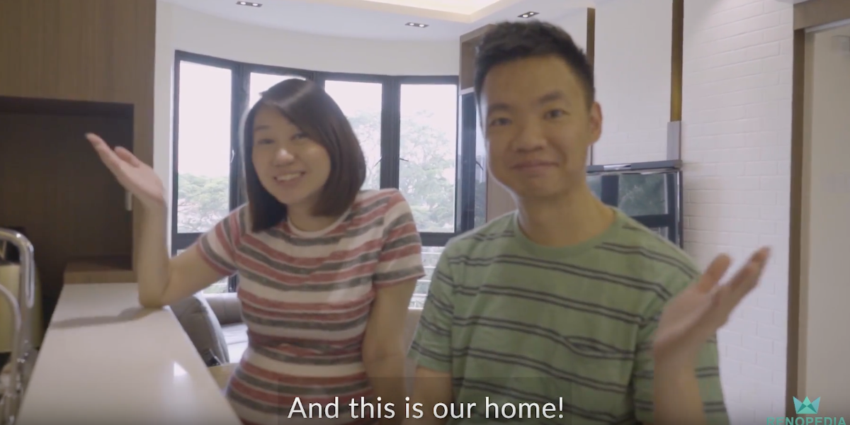 Renovation Singapore | Chit chat with Calista & Andy (Home Owners of Noble ID)