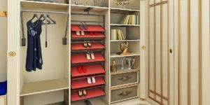 Wardrobes have become so tight and compact thanks to the trend of small style homes in Singapore. It's becoming harder and harder for homeowners to fit and organize all their things in them.