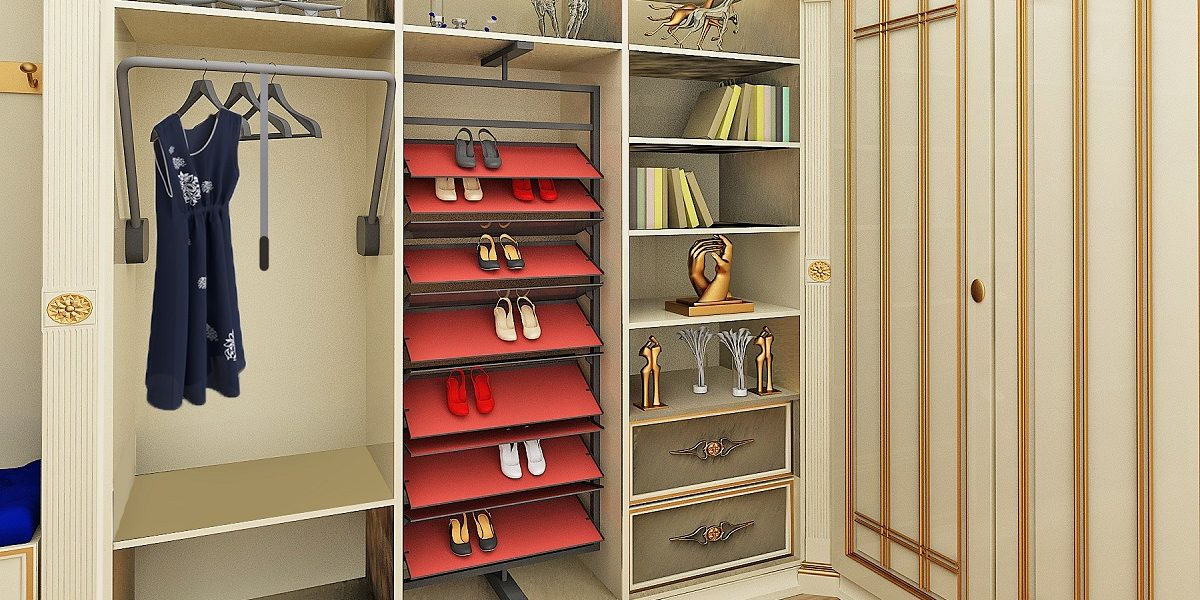 Update Your Wardrobe Organization With Excel Hardware