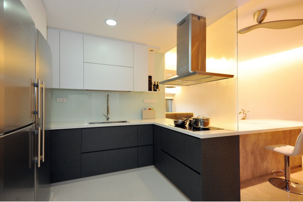 4 Space Defying Kitchen Design Ideas For Your HDB In Singapore