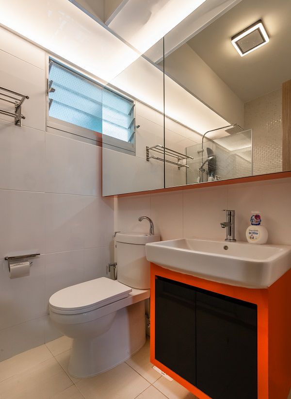5 Amazing Ideas To Use Orange, Gray, And White In Your Interior To Upgrade Your Home