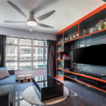 Amazing Ideas To Use Orange, Gray, And White In Your Interior To Upgrade Your Home