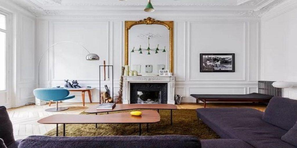 Modern Paris Style Exquisite Modern Parisian Design