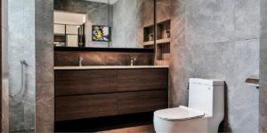 4 Best Modern Bathroom Design Ideas For HDB Flats In Singapore