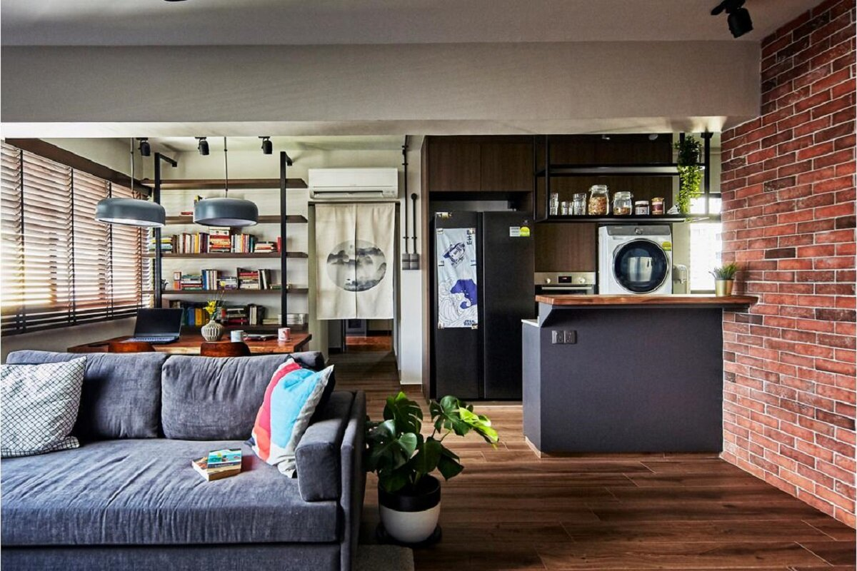 4 Latest Vintage Industrial Design Ideas For Your Home