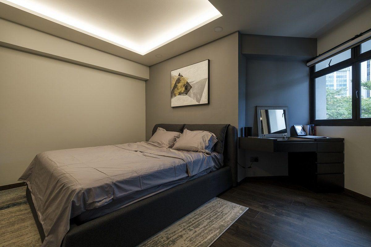 4 Ways To Brighten Up Your Space With Dark Tones