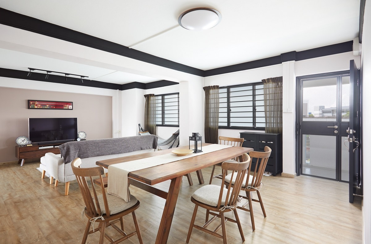 How To Design Spacious Modern Into Your Home