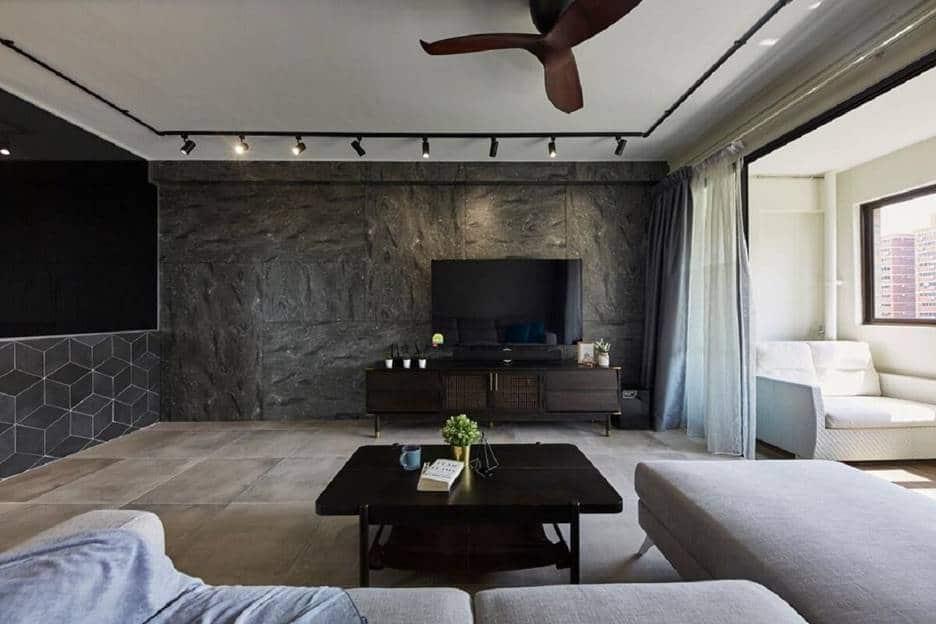 How To Incorporate Dark Tones In Your Home Interior