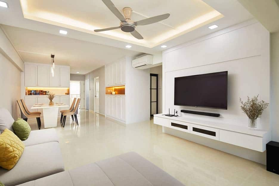 The Best Ways How to Create Luxurious Interior with White Colour Into Your Home