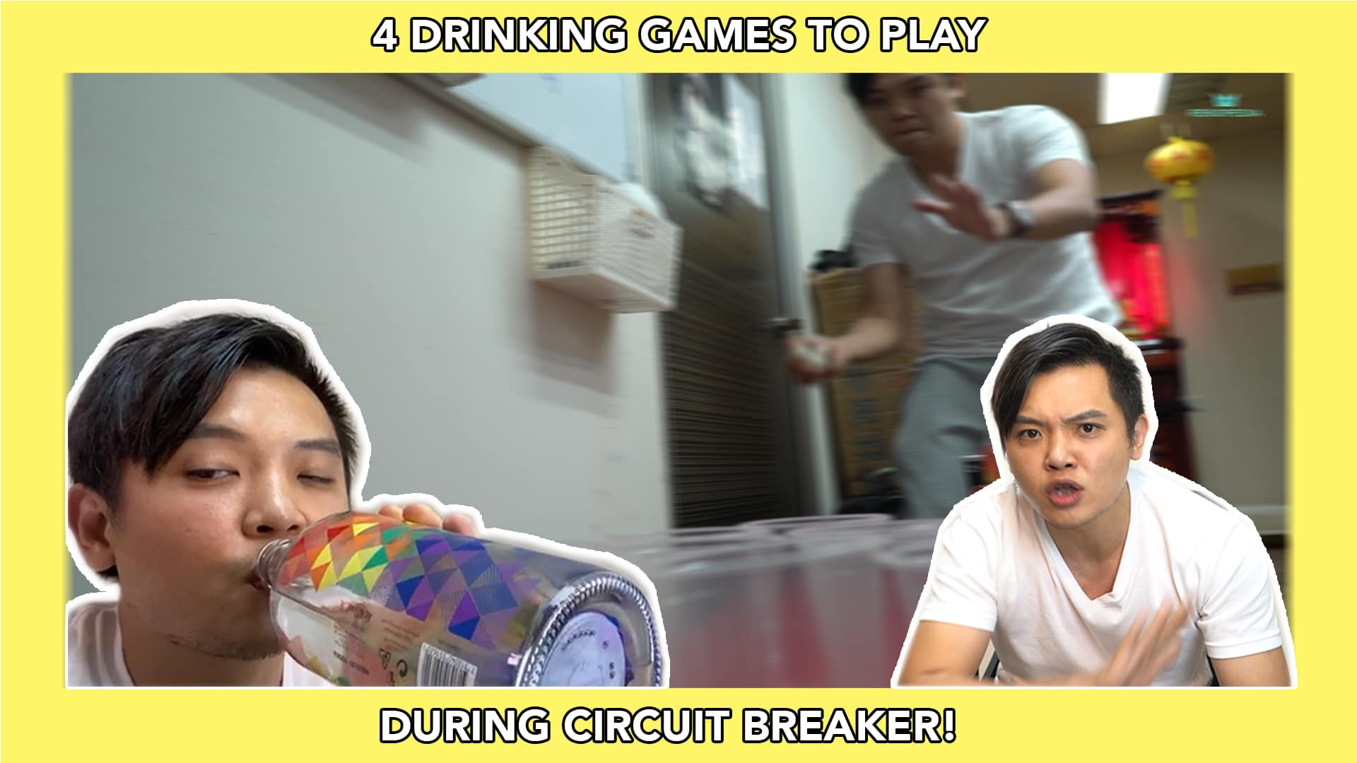 4 Drinking Games To Play During Circuit Breaker
