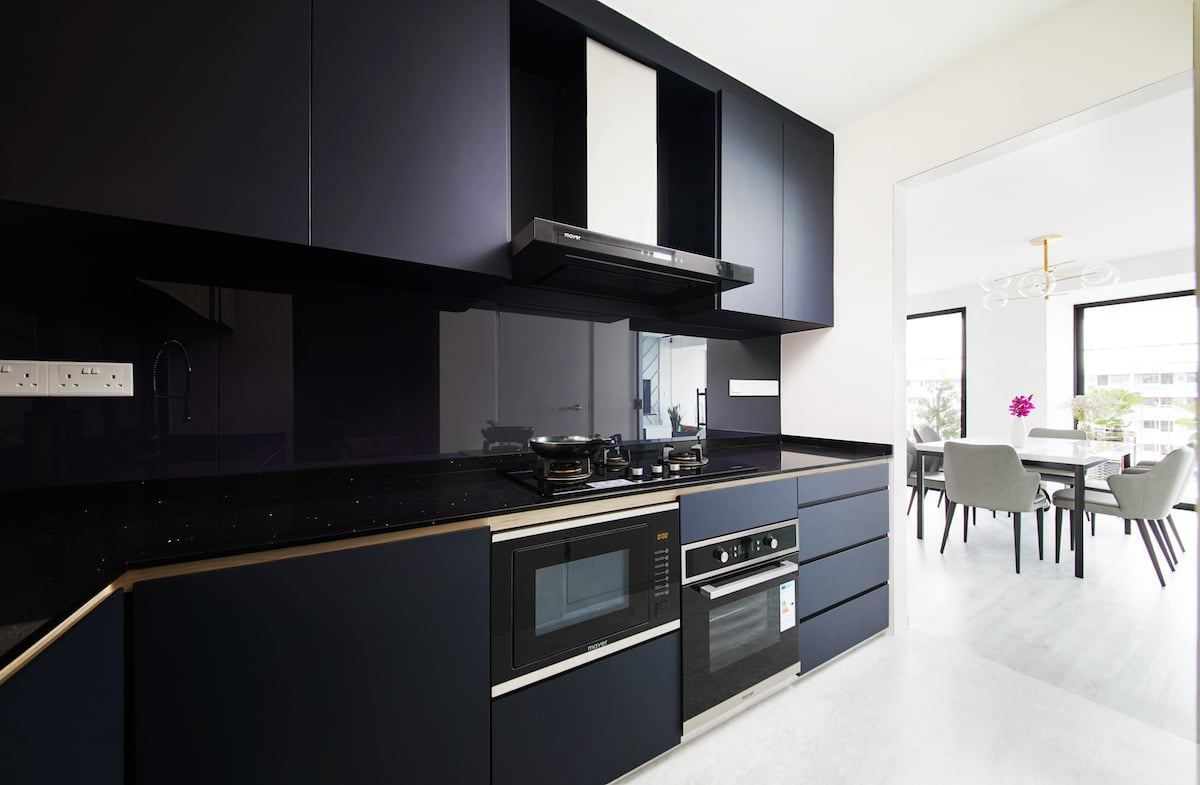 5 Open-Concept Kitchen Designs For Your Apartment In Singapore
