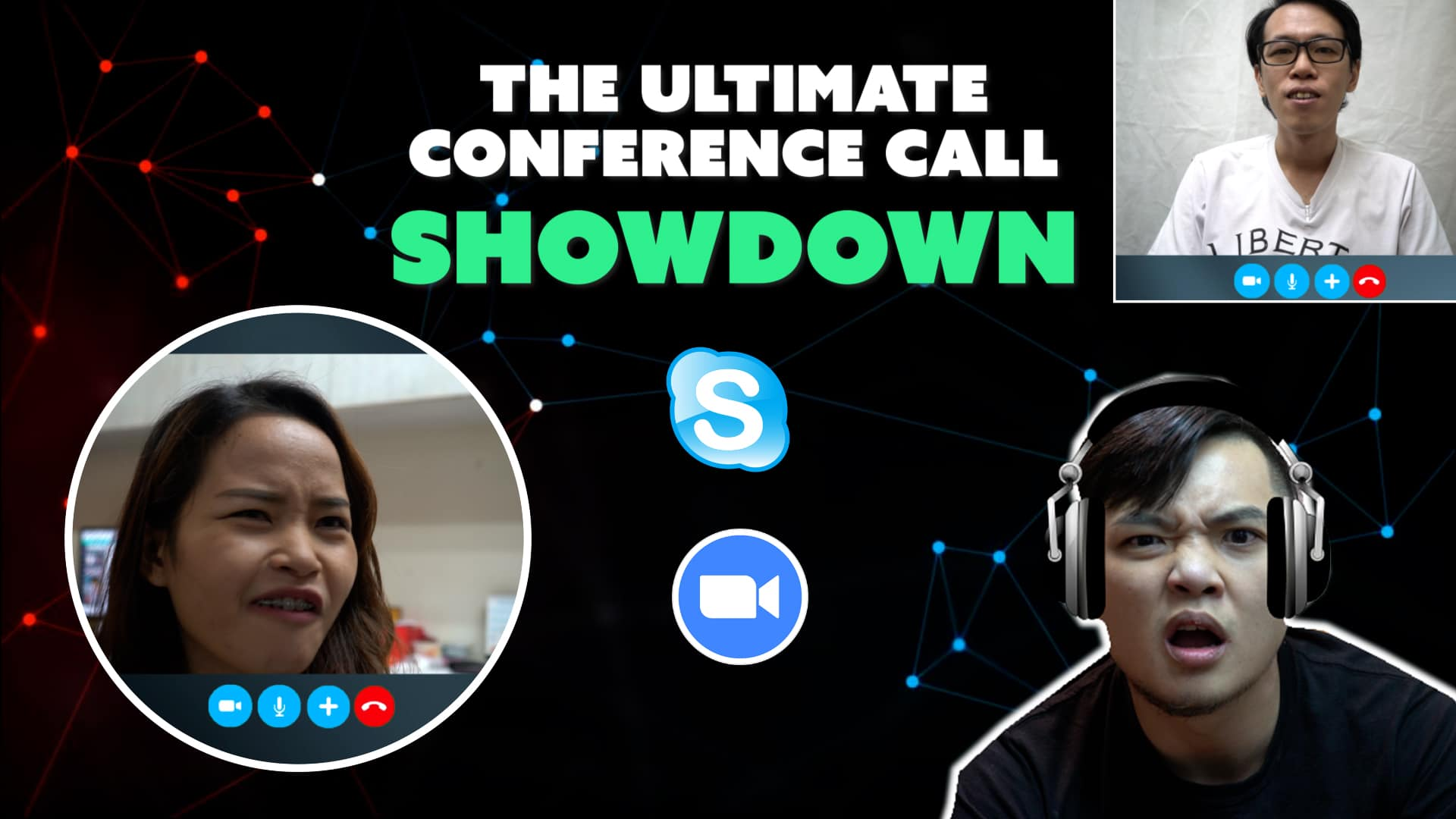 The Ultimate Conference Call Showdown
