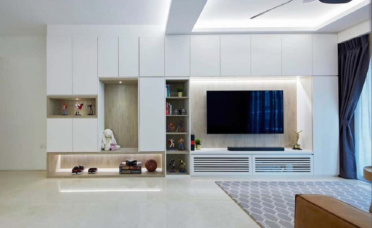 5 Media Console Designs That Will Spruce Up Your Living Room Wall