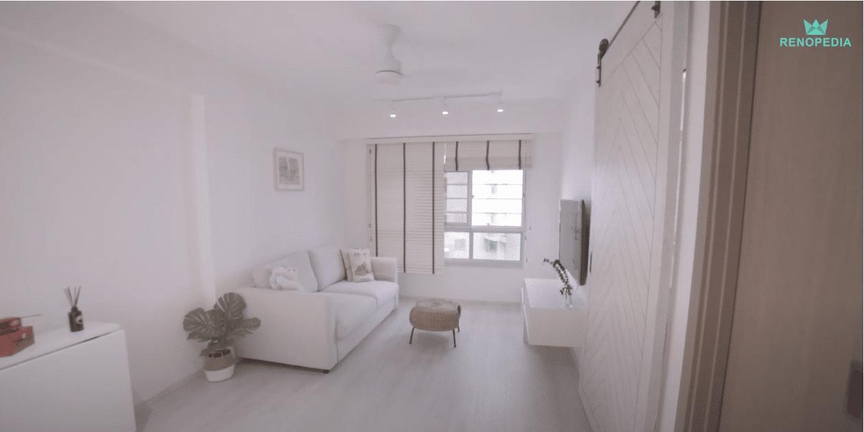 Interior Design Singapore | Scandinavian-Minimalist Interior Design By Vitas Design