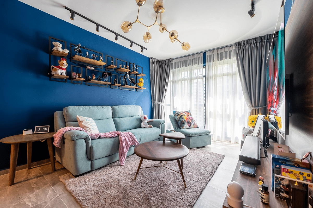 4 Best Combinations Of Contrast Colours For Your Home