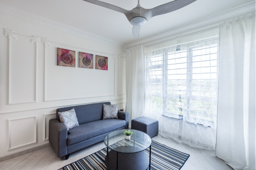 5 Awesome Ways To Make Your Small Singaporean Home Feel Bigger & Brighter