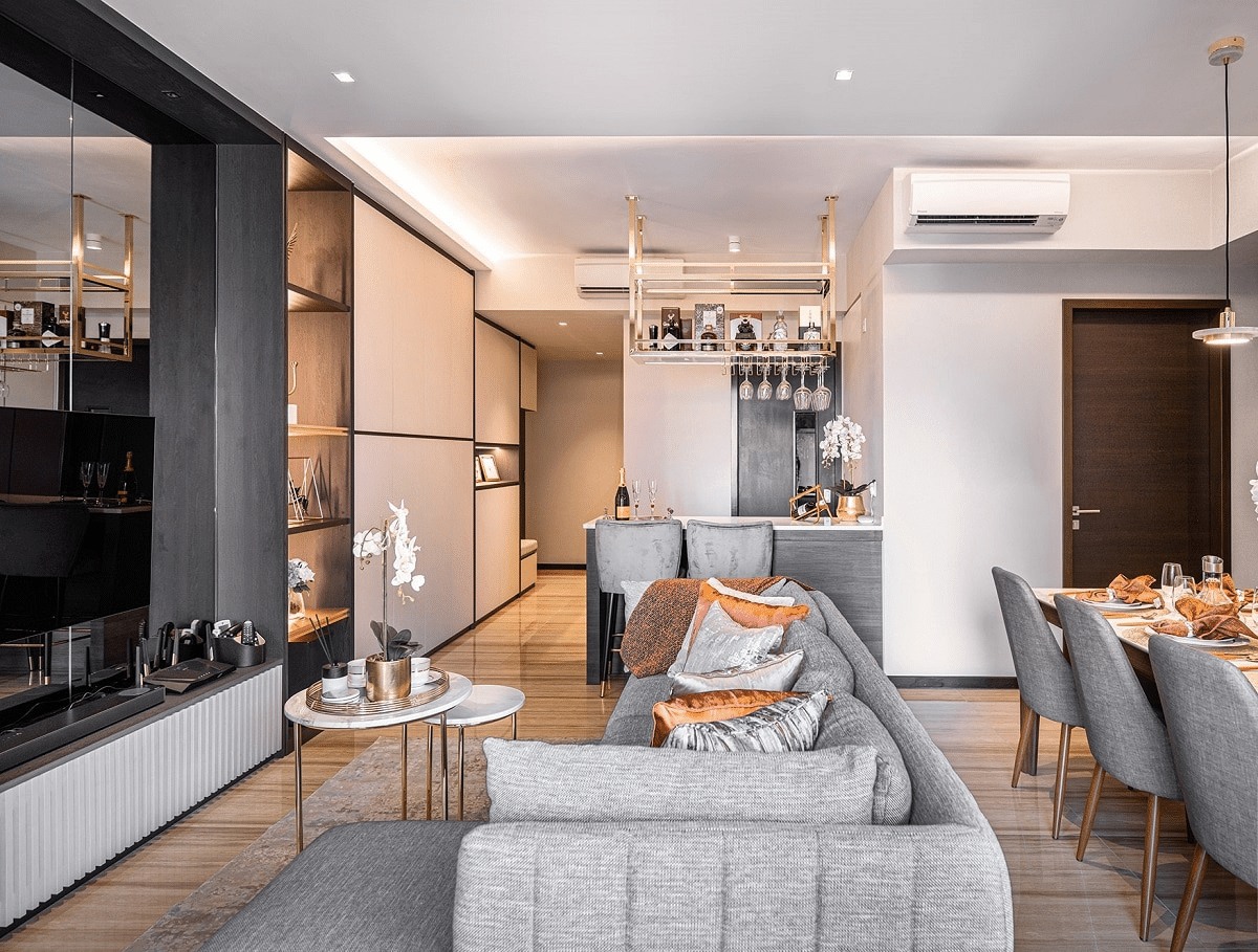 5 Wonderful Themes To Brighten Up Your HDB Renovation