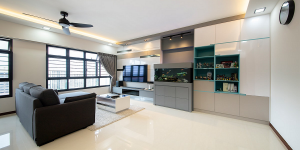 These 5 Clever Ways Will Help Maximize Space In Your HDB