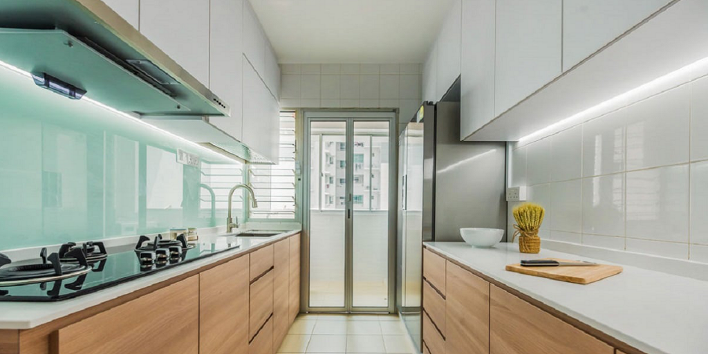 5 Awesome Galley Kitchen Ideas To Save Yourself a Lot Of Headache