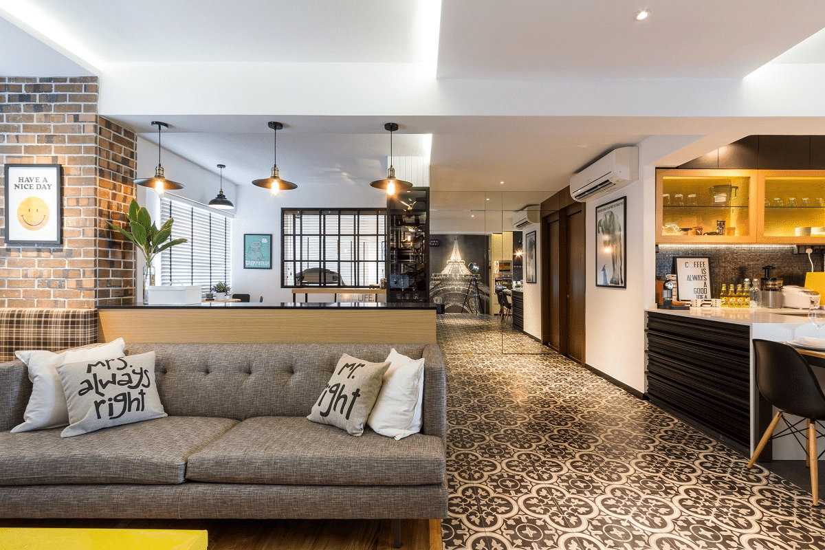 5 Open Concept Floor Plans That Will Beat All Your Small Space Woes