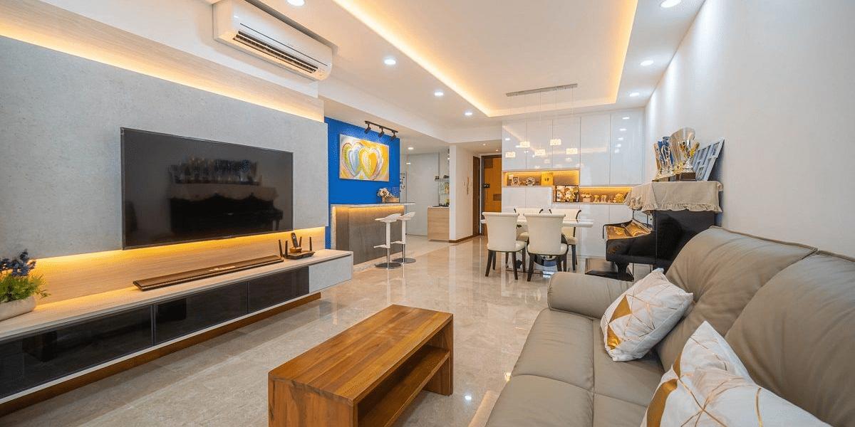 4 Smart Interior Design Ideas For A Small Singapore Home