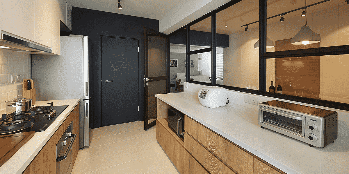 5 Stunning Home Kitchen Designs For Homeowners In SG