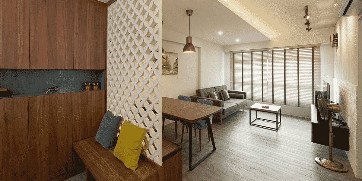 How Design 3-Room BTO With Totally Hotel Like Interior