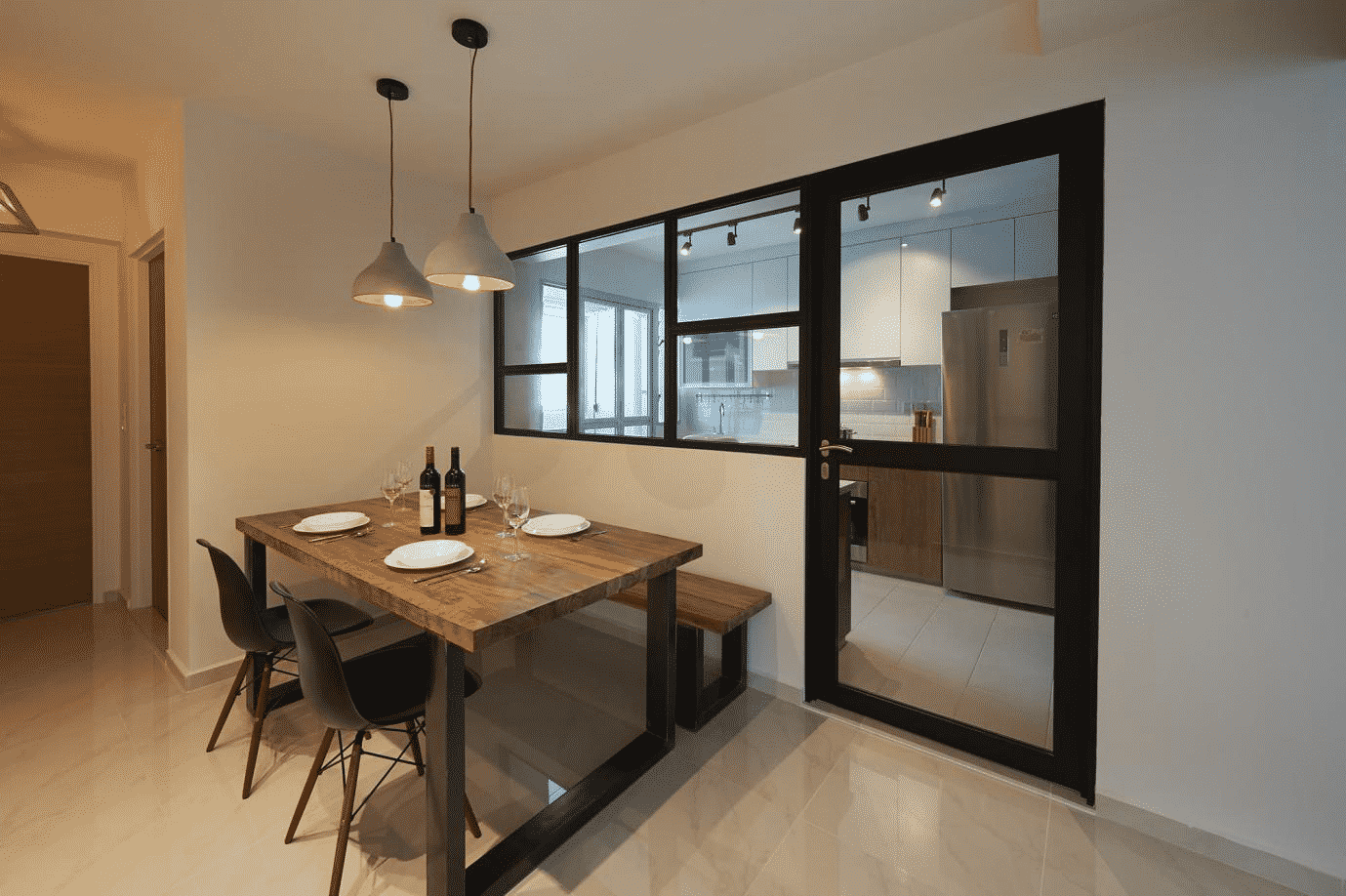 How Design 3 Room Bto With Totally Hotel Like Interior