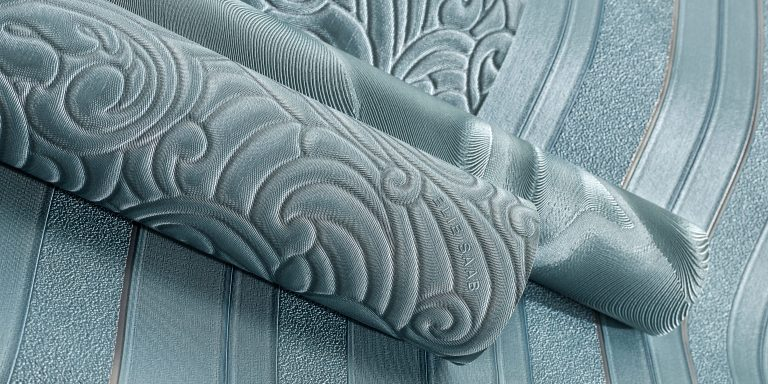 High-Fashion From The Runway To Your Interior: Elie Saab x Craft Axis Wallpaper Collection