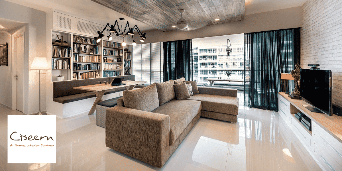 Ciseern By Design Furnishings Pte Ltd