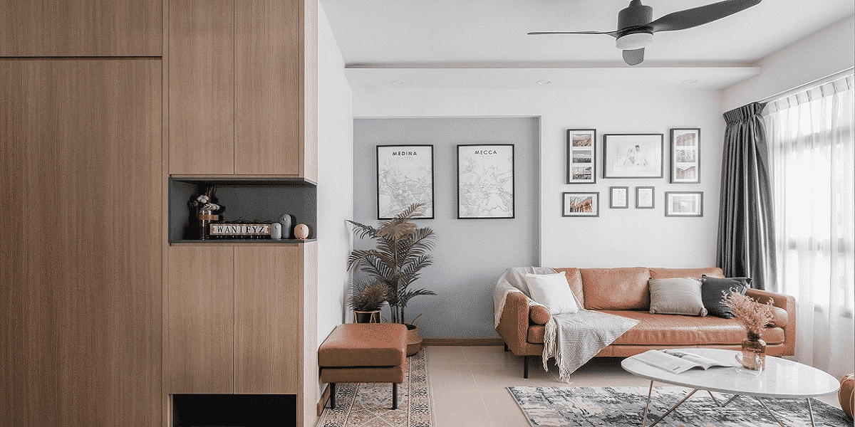 How To Scene-Set Your Homes For Artwork