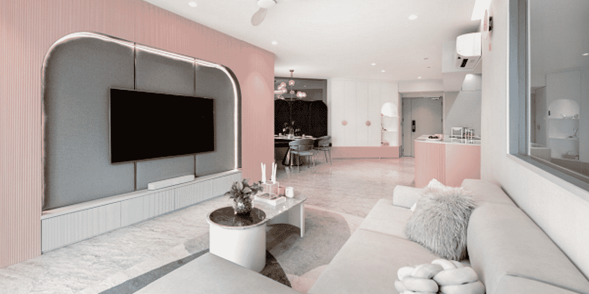 5 Ways To Incorporate Blush Pink Into Your Space