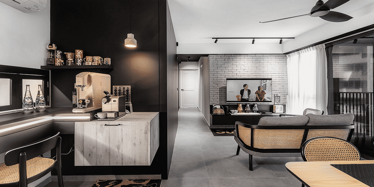 Exploring The Dark Side: How To Use Dark Colours Effectively In Interior Design