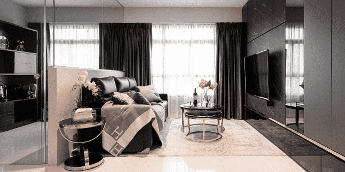 6 Voguish Living Room Décor New Couples In Singapore Would Love